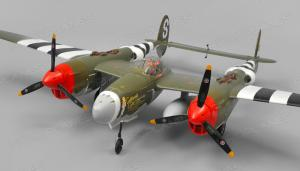 AirWing P38