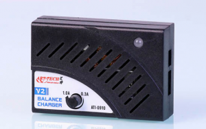 Art-Tech Balance Charger for LiPo Battery with 12V DC Power Supplier