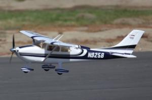 FMS 1100mm Sky Trainer 182 Blue RTF