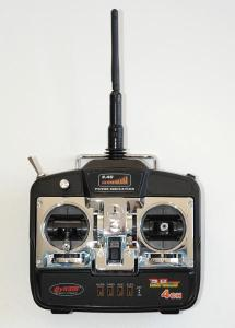Dynam 2.4GHz 4 CH Transmitter/Receiver