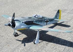 """Dynam FW-190 """"Focke-Wulf"""" 1270mm"""