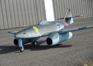 """Dynam Messerschmitt ME-262 """"Schwalbe"""""""