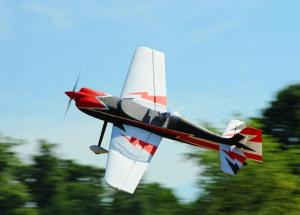 Dynam Sbach 342 4Ch 1280mm HIGH POWER 3D Aerobatic Plane / PNP or RTF 2.4GHz