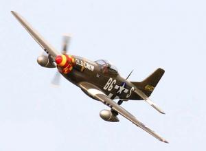 KPR Durafly P-51 Old Crow