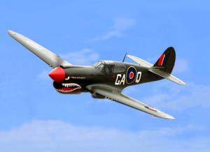 Durafly Curtiss P-40N Warhawk 1100mm PNP