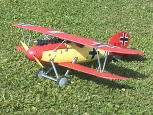 Dynam Albatros 4 channel RC Airplane