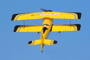 Dynam Pitts Model 12 Yellow 1070mm PNP