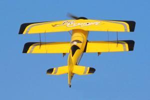 Dynam Pitts Model 12 Yellow 1070mm PNP