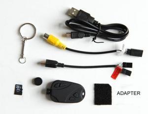 HD Minicam 120 º wide angle lens w/8GB Micro SD Card