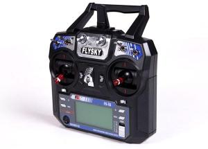 FLYSKY I6 6-Channel 2.4GHz Transmitter and IA6 Receiver