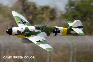 FMS BF-109G/Me-109G 6 Channel EPO Warbird/GIANT SUPER scale 1400mm/Electric retr