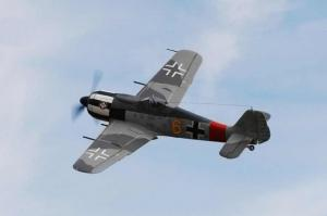 FMS FW-190-Y6 1400mm 6 Channel EPO Warbird/GIANT SUPER scale/Electric retracts/S