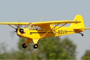 FMS J3 Piper Cub 1400mm PNP