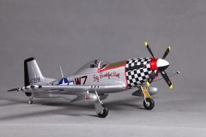 FMS 800mm P-51 Mustang V2 Big Beautiful Doll PNP