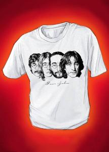 John Lennon T-Shirt, creative, killerplanes, killer planes