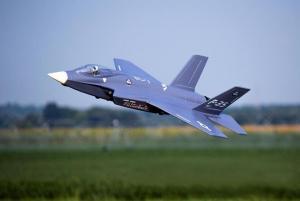 Freewing F-35 Lightning II V2 70mm EDF Thrust Vectoring Jet - PNP