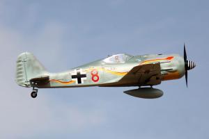 "Freewing Focke-Wulf FW-190 1120mm - 44"" Wingspan - PNP"