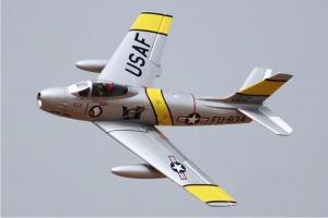 Freewing F-86 Sabre 80mm EDF Jet - PNP