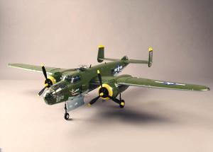 HC Hobby B-25 Mitchell 6 Channel WWII Bomber