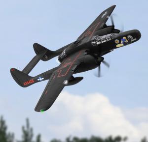 Dynam P-61 Black Widow 1500mm
