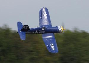 Art-Tech Corsair 2.4ghz 4 Channel EPO WWII Fighter / PNP or RTF