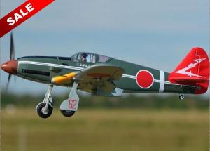 FMS 995mm KAWASAKI KI-61 Tony High Speed PNP
