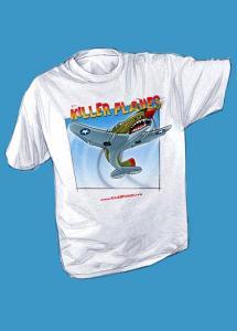 Killer Planes T-Shirt, creative, killerplanes, killer planes