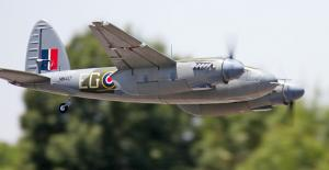 "Freewing de Haviland Mosquito 1400mm - 55"" Wingspan - PNP"