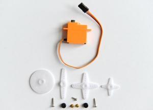 Servo 17g Analog 2.5kg Carbon composite Orange