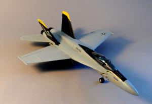 "Starmax F/A-18C Hornet ""Jolly Rogers"" 4 Channel, 2.4 Ghz, Brushless 70mm Ducted"