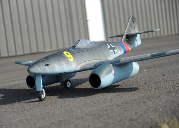 Me 262 MESSERSCHMITT | killerplanes com