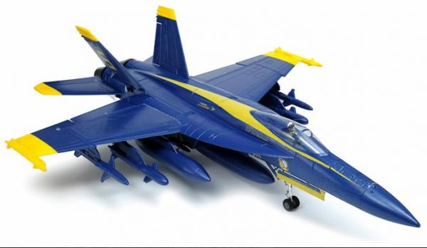 exceed rc 9 ch 90mm f 18 blue angels extreme scale jet w brushless RC Wiring Basics RC Servo Wiring-Diagram 9ch rc plane wiring diagram