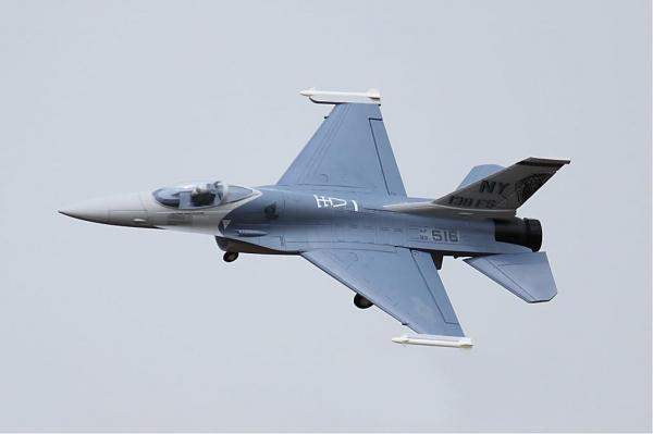 freewing f-16 falcon 70mm edf thrust vectoring jet