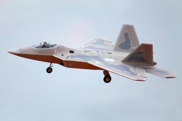 513eccd66cba Freewing F-22 Raptor High Performance 4s 64mm EDF Jet - PNP ...