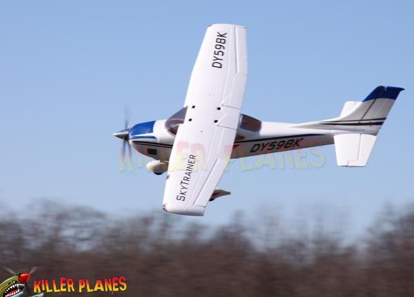 Dynam Cessna 182 Sky Trainer 1280mm, 4 Channel, EPO Foam RC