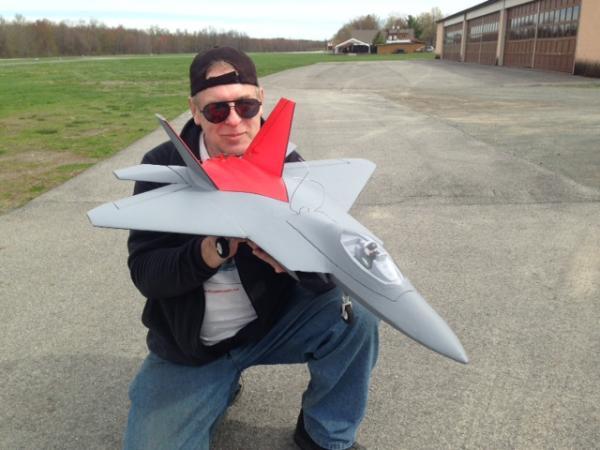 af7b6eb90293 Freewing F-22 Raptor High Performance 4s 64mm EDF Jet - PNP. JURRASIC WORLD  RAPTOR
