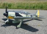 STARMAX-HK FW-190 1600mm 6 channel RC SUPER SCALE Fighter