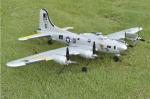 EasySky B-17 Flying Fortress 740mm - BNF or PNP - DSM2