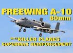 Freewing A-10 Thunderbolt II V1 Jet w/Twin 80mm EDFs- PNP