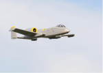 Dynam A-10 / 5 Channel GRAY NO RETRACTS, Twin 64mm Ducted Fans / High speed aerobatic Fighter Jet / PNP or RTF 2.4GHz