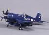 FMS F4U Corsair (V2) 800mm, Blue RTF