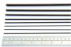 """CARBON FIBER: 2mm x 24"""" Carbon Fiber Rod"""